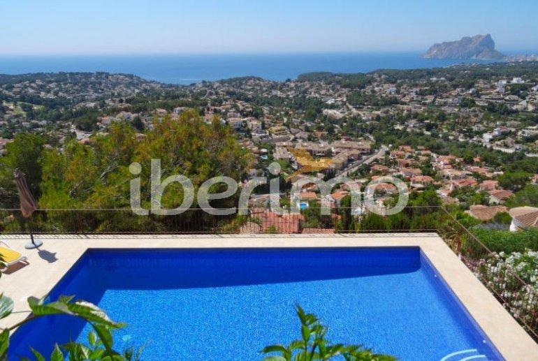 Villa   à Benissa pour 4 personnes avec piscine privée p0