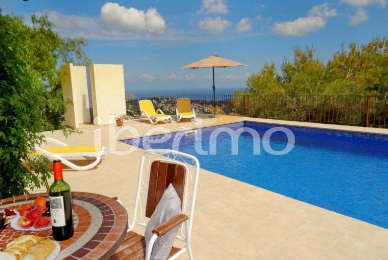 Villa   à Benissa pour 4 personnes avec piscine privée p4