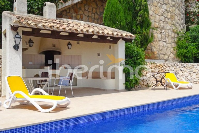 Villa   à Benissa pour 4 personnes avec piscine privée p5