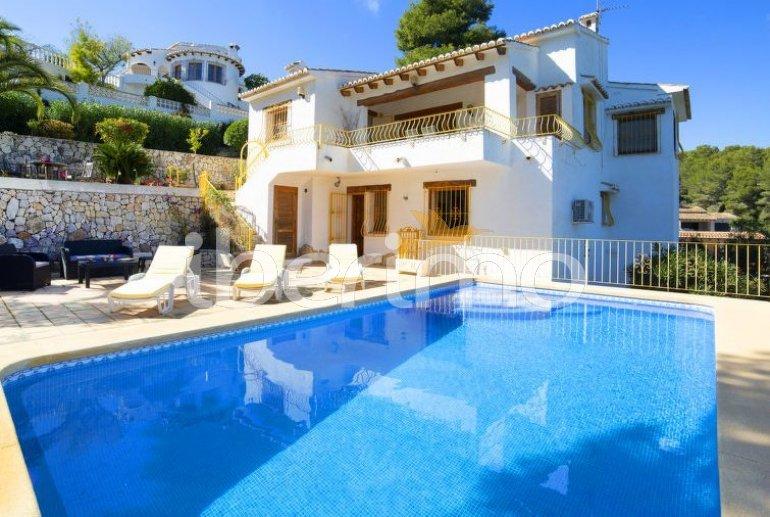 Villa   à Benissa pour 6 personnes avec piscine privée p0