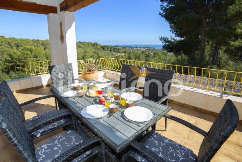 Villa   à Benissa pour 6 personnes avec piscine privée p3