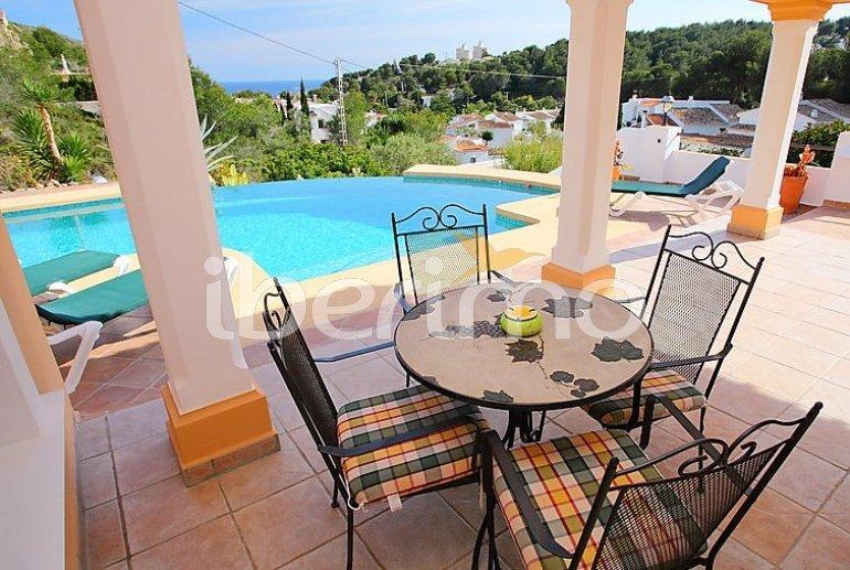 Villa   à Moraira pour 6 personnes avec piscine privée p12