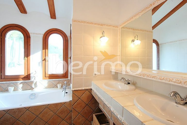 Villa   à Moraira pour 6 personnes avec piscine privée p17