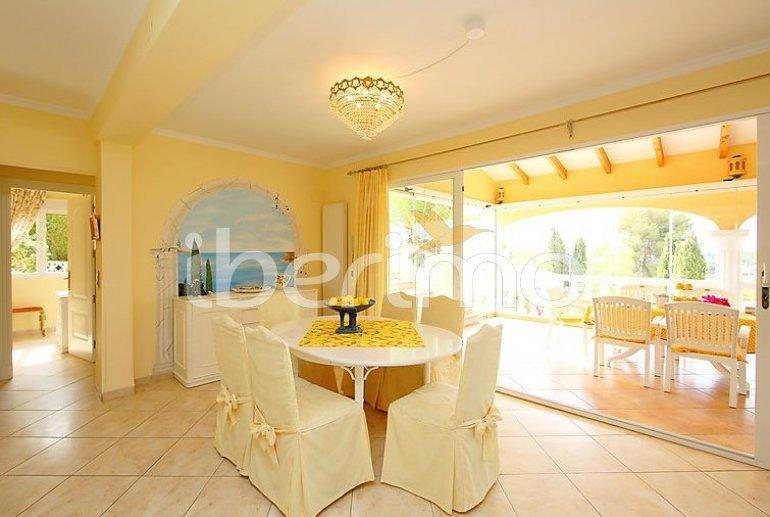 Villa   à Moraira pour 6 personnes avec piscine privée p6
