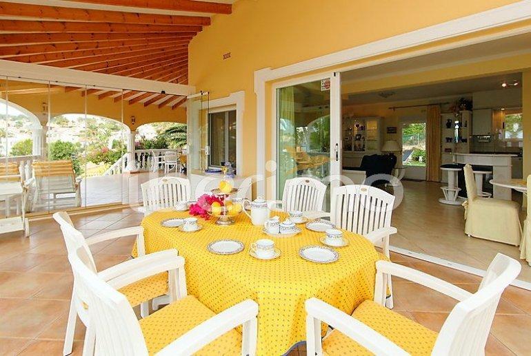 Villa   à Moraira pour 6 personnes avec piscine privée p8