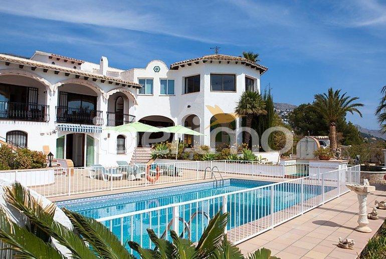 Villa   à Altea pour 10 personnes avec piscine privée p0