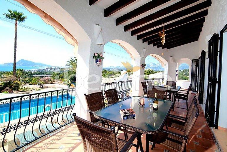 Villa   à Altea pour 10 personnes avec piscine privée p5