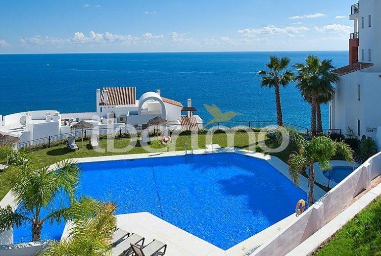 Appartement   à Torrox Costa pour 4 personnes avec piscine privée p3