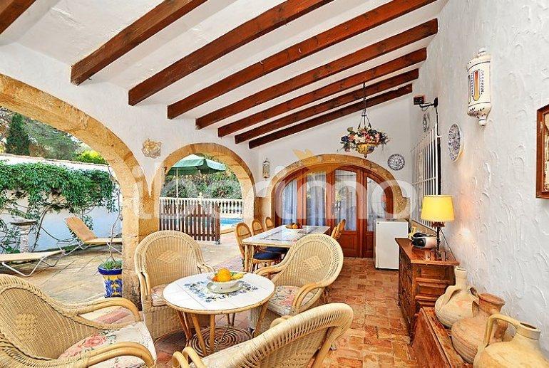Villa   à Javea pour 4 personnes avec piscine privée p8