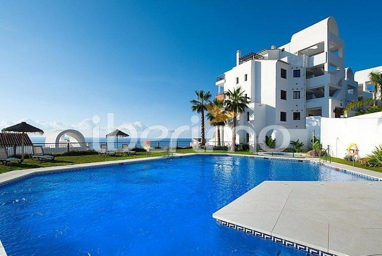 Appartement   à Torrox Costa pour 2 personnes avec piscine commune p4