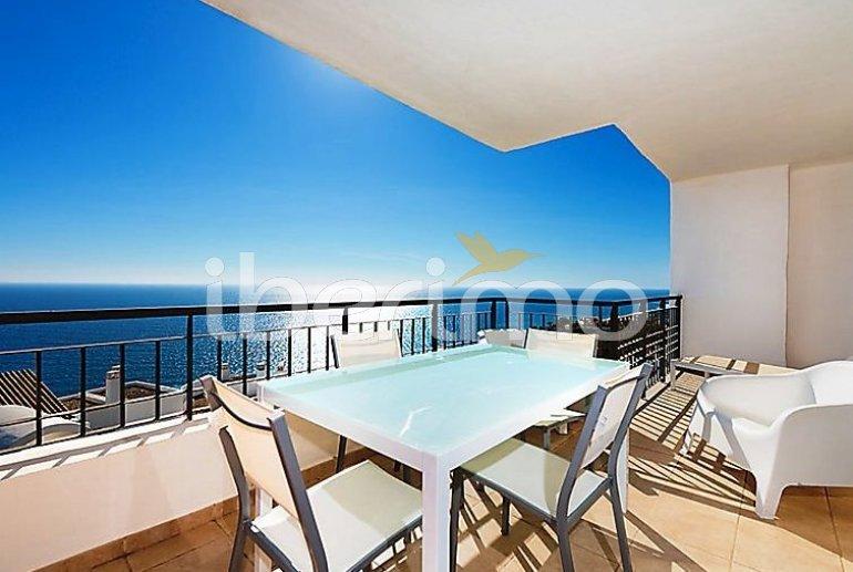 Appartement   à Torrox Costa pour 4 personnes avec piscine commune p14