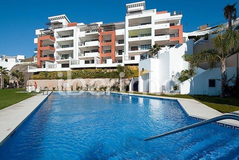 Appartement   à Torrox Costa pour 4 personnes avec piscine commune p3