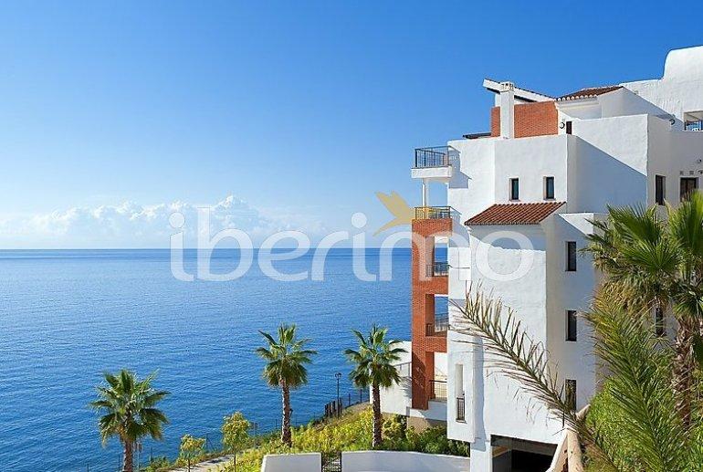Appartement   à Torrox Costa pour 6 personnes avec piscine commune p0
