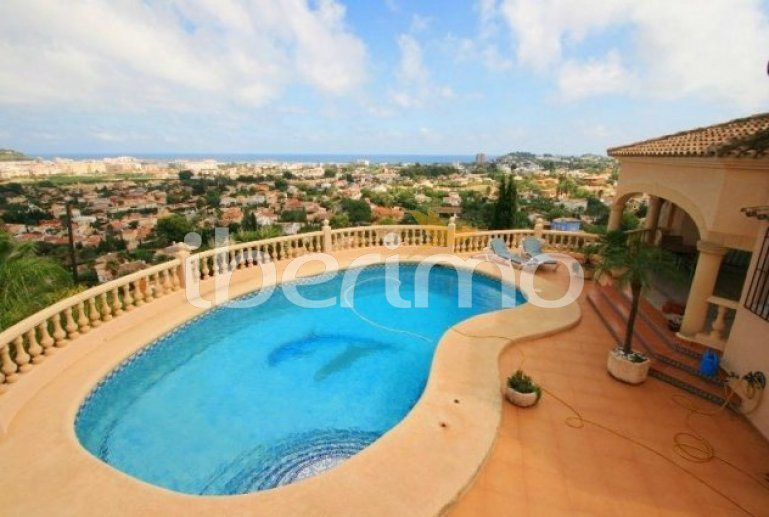 Villa   à Denia pour 4 personnes avec piscine privée p0