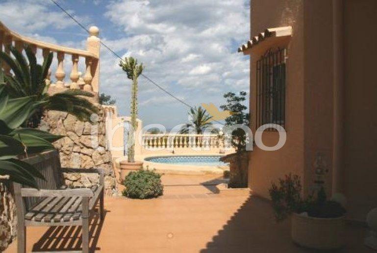 Villa   à Denia pour 4 personnes avec piscine privée p5