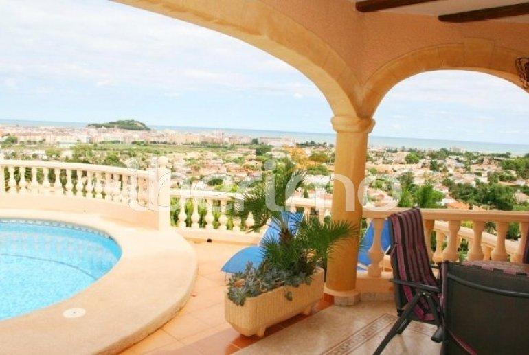 Villa   à Denia pour 4 personnes avec piscine privée p6