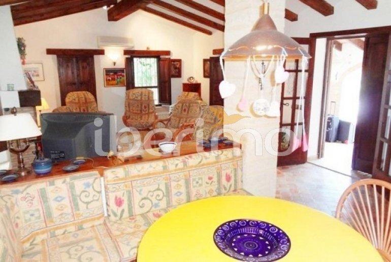 Villa   à Denia pour 6 personnes avec piscine privée p10