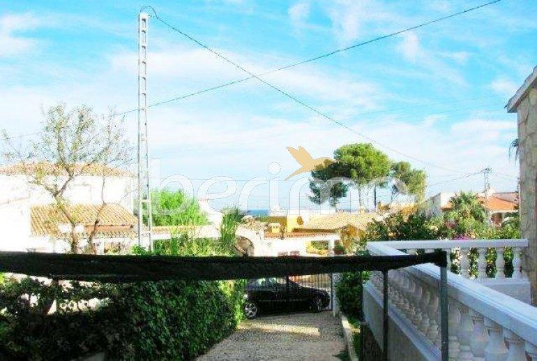 Villa   à Denia pour 4 personnes avec lave-linge p1