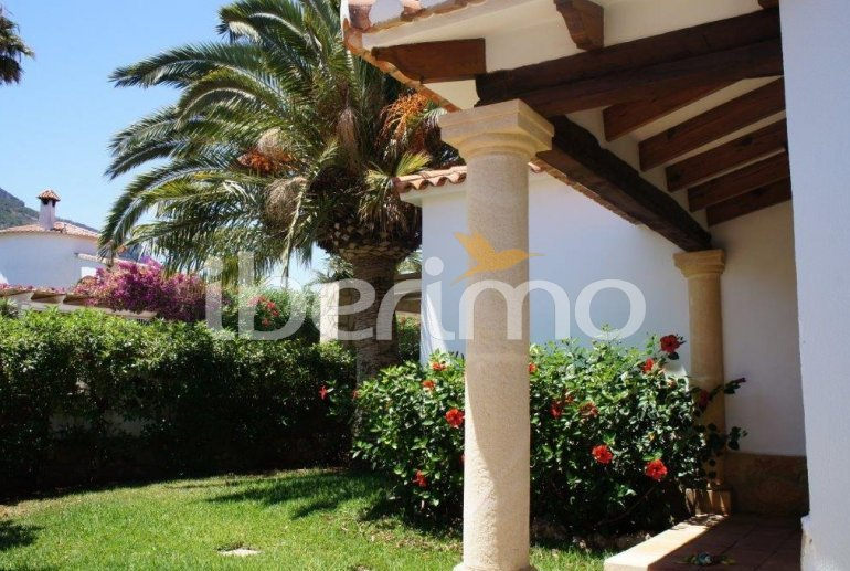 Villa   à Denia pour 4 personnes avec piscine commune p13