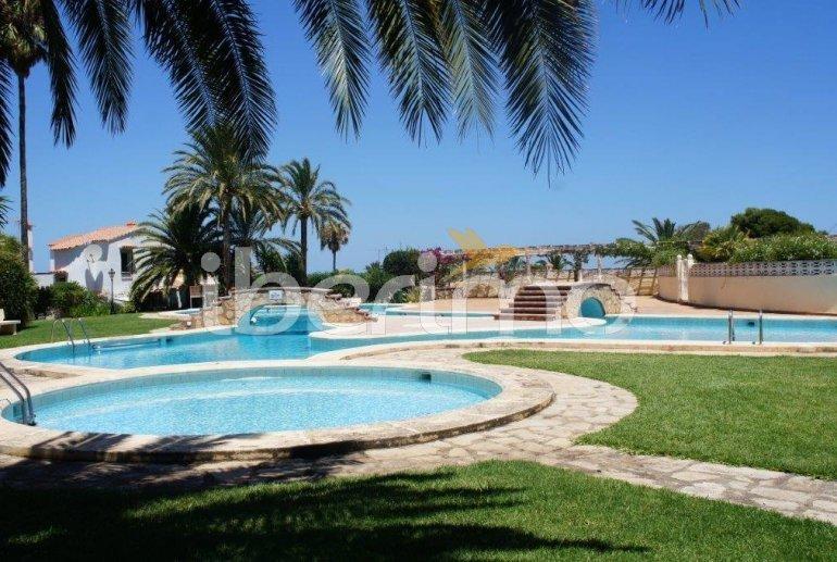 Villa   à Denia pour 4 personnes avec piscine commune p11