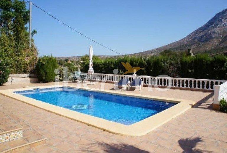 Villa   à Denia pour 2 personnes avec piscine privée p0