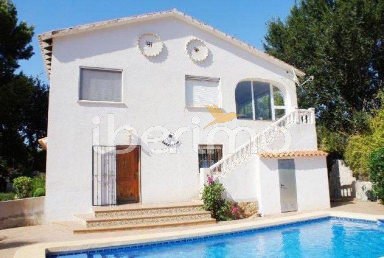 Villa   à Denia pour 2 personnes avec piscine privée p2