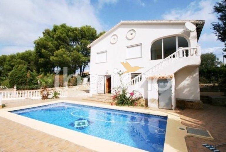 Villa   à Denia pour 2 personnes avec piscine privée p3