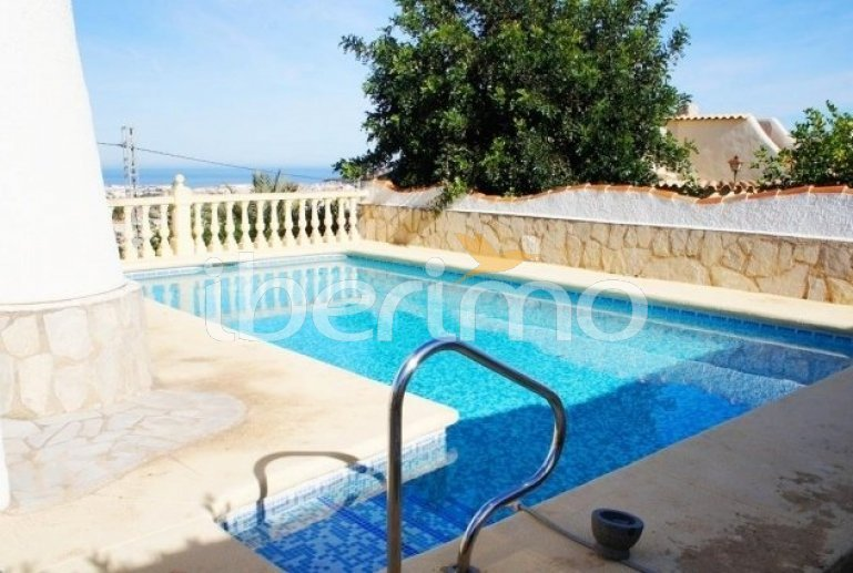 Villa   à Denia pour 5 personnes avec piscine privée p1
