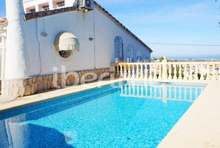 Villa   à Denia pour 5 personnes avec piscine privée p3