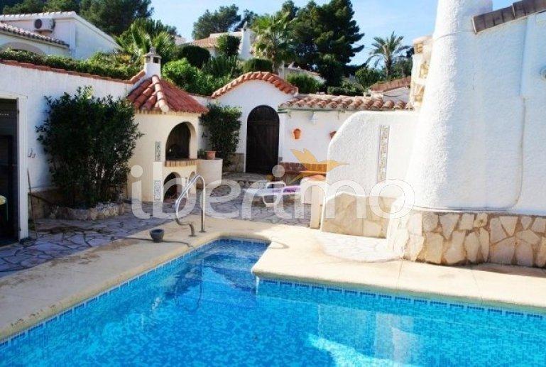 Villa   à Denia pour 5 personnes avec piscine privée p4