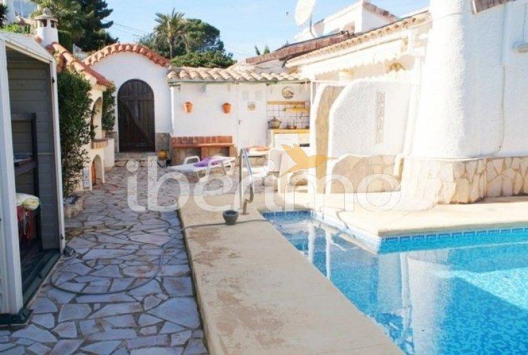 Villa   à Denia pour 5 personnes avec piscine privée p6