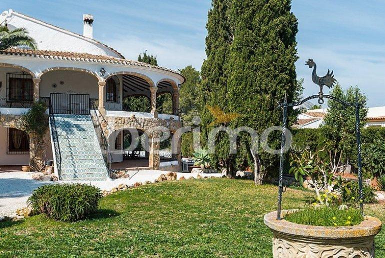 Villa  à Javea pour 8 personnes avec piscine privée p4