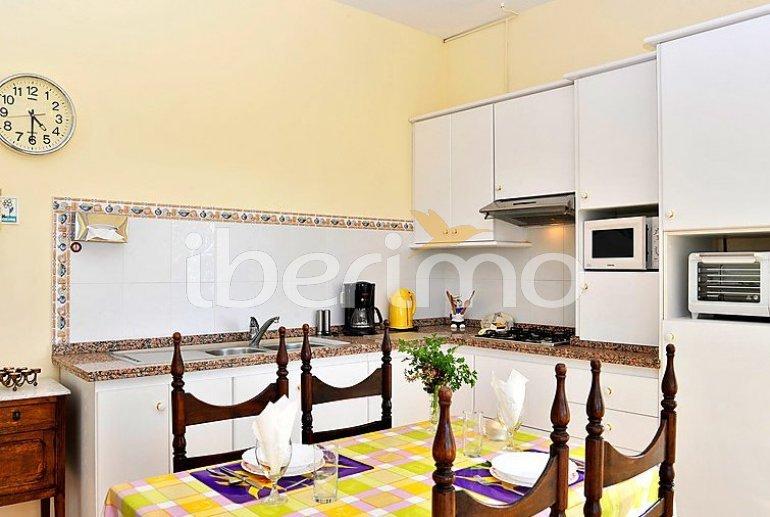 Appartement   à Moraira pour 4 personnes avec piscine privée p4
