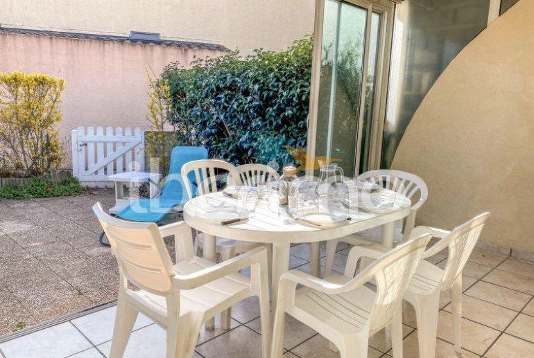 Villa   à Cap d'Agde pour 6 personnes avec lave-vaisselle p0