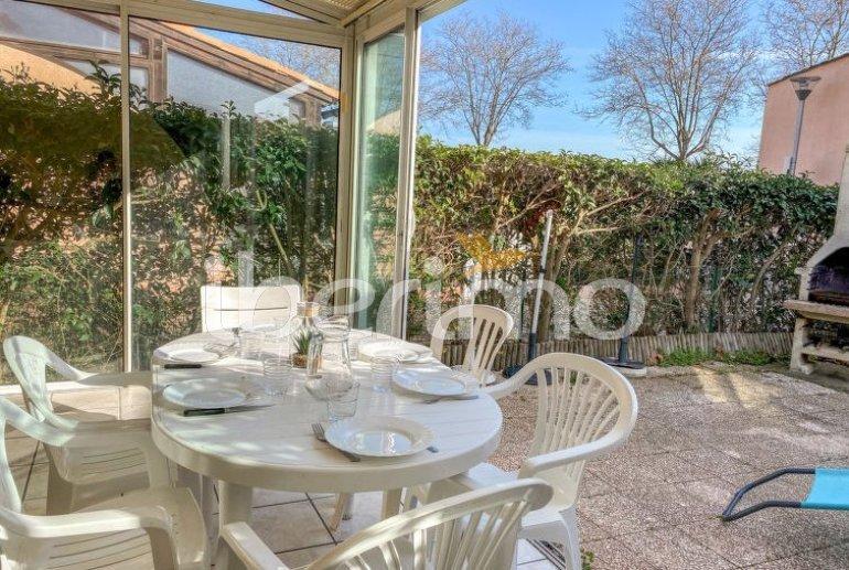 Villa   à Cap d'Agde pour 6 personnes avec lave-vaisselle p1