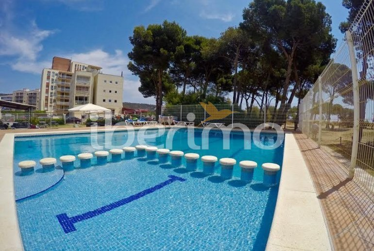 Appartement   à L'Estartit pour 4 personnes avec piscine commune et proche mer p1