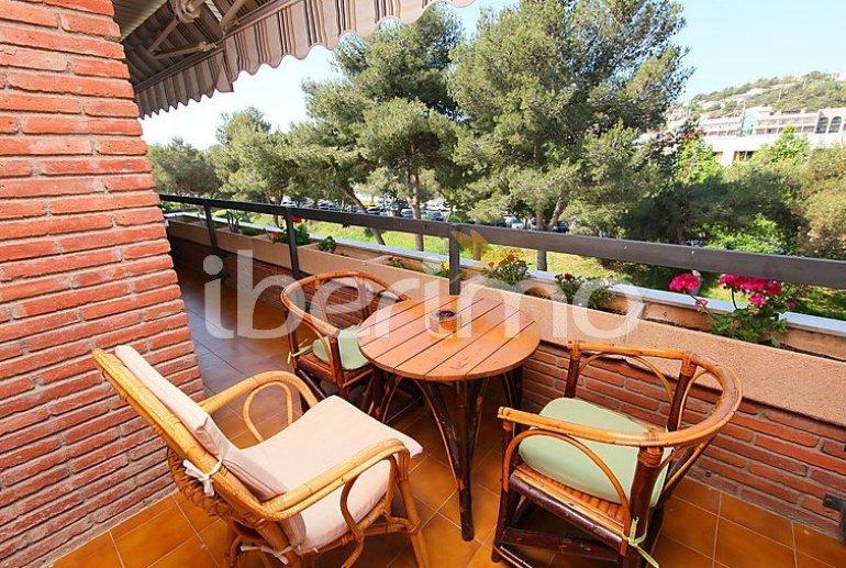 Appartement   à Tossa de Mar pour 5 personnes avec piscine commune p1