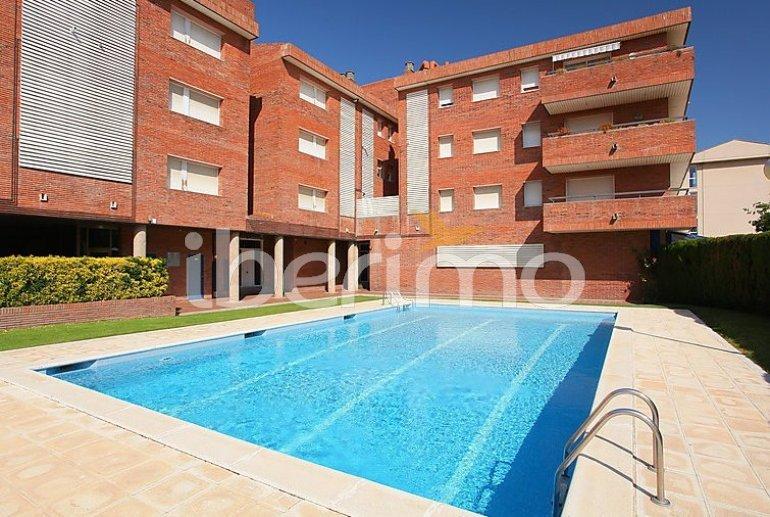 Appartement   à Tossa de Mar pour 5 personnes avec piscine commune p4