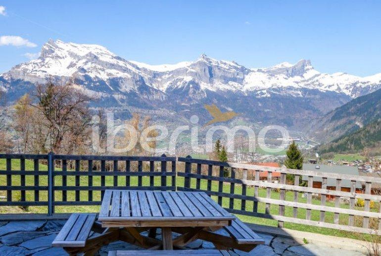 Villa   à Saint Gervais Les Bains pour 6 personnes avec lave-vaisselle p0