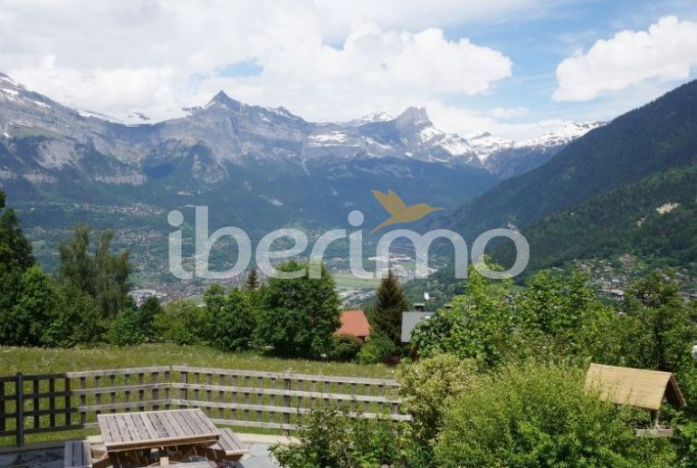 Villa   à Saint Gervais Les Bains pour 6 personnes avec lave-vaisselle p3