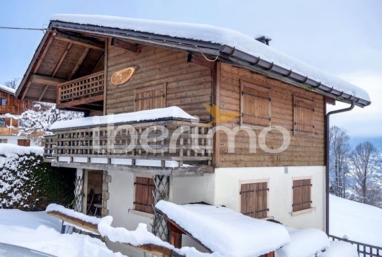 Villa   à Saint Gervais Les Bains pour 6 personnes avec lave-vaisselle p8