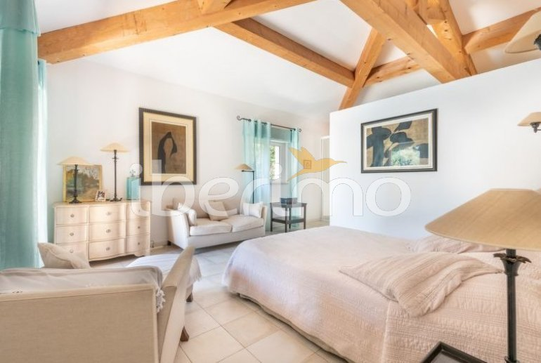 Villa   à Grimaud pour 8 personnes avec piscine privée p13