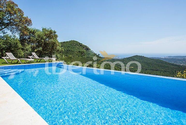 Villa   à Sta Cristina d'Aro pour 8 personnes avec piscine privée p1