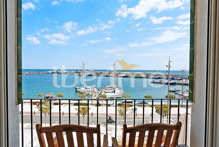 Appartement   à Cambrils pour 4 personnes avec belle vue mer p0
