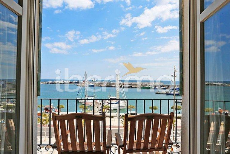 Appartement   à Cambrils pour 4 personnes avec belle vue mer p3