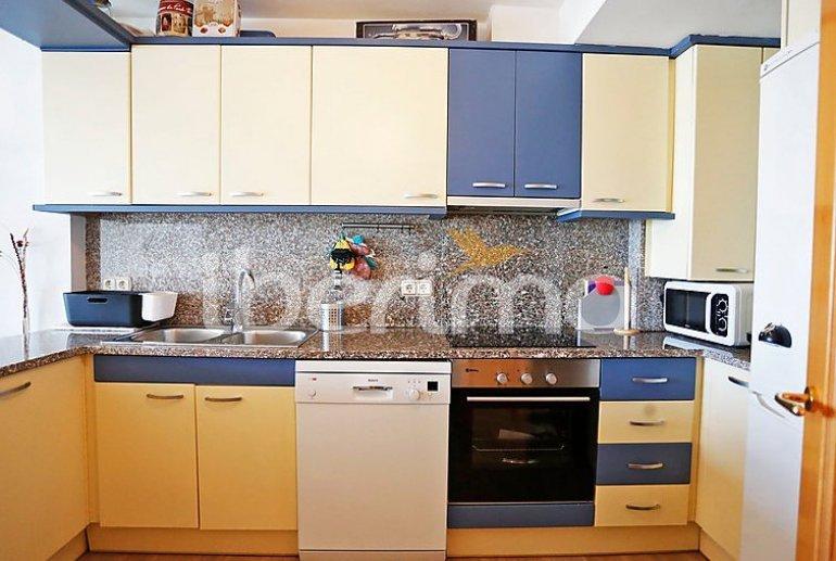 Appartement   à Cambrils pour 4 personnes avec belle vue mer p5