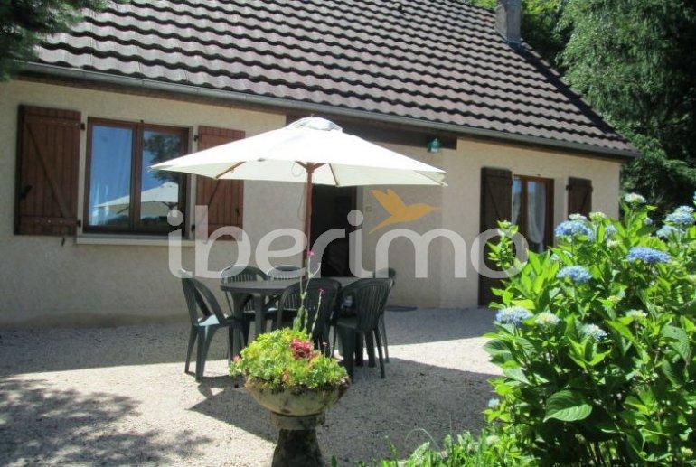 Villa   à Aubazine pour 4 personnes avec piscine commune p3