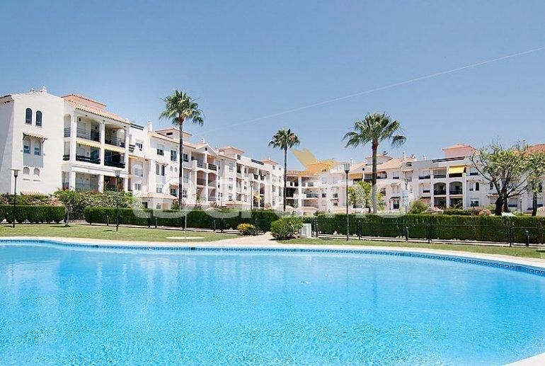 Appartement   à Marbella pour 4 personnes avec piscine commune p0