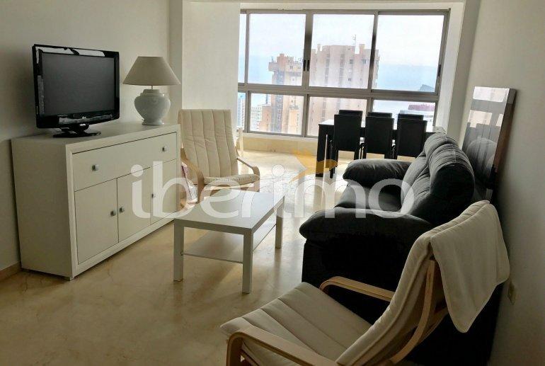 Appartement climatisé  à Benidorm pour 6 personnes avec piscine commune p2