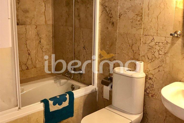 Appartement climatisé  à Benidorm pour 6 personnes avec piscine commune p11